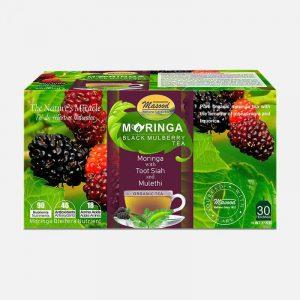 moringa-black-mullberrytea-for cold flu & respiratory health