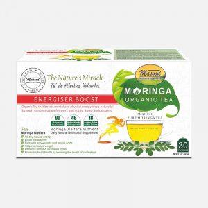 Moringa organic tea-energy booster