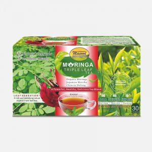 moringa-tripleleaf-tea-with matcha and oolong tea